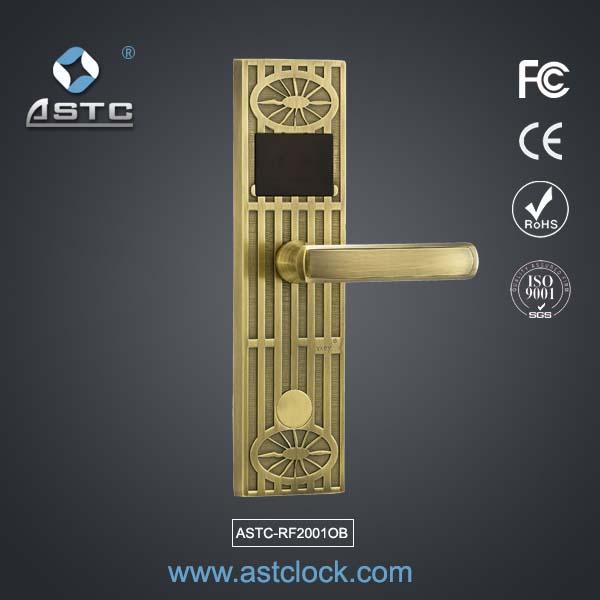 Antique door locks - Antique Door Locks ASTC-RF2001OB -ASTC Lock